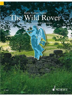 Barrie Carson Turner: The Wild Rover Books | String Quartet