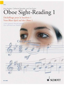 Oboe Sight-Reading Books | Oboe