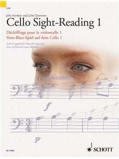 John Kember And Juliet Dammers: Cello Sight-Reading 1 Books | Cello
