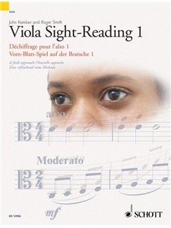 Viola Sight-Reading 1 Books | Viola