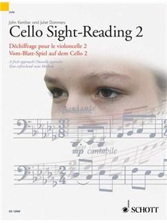Cello Sight Reading Bk 2 Books | Cello