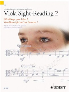 Viola Sight Reading Bk 2 Books | Viola