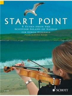 Peter Maxwell Davies: Start Point Books | String Quartet
