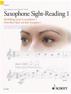 John Kember/Graeme Vinall: Saxophone Sight Reading - Volume 1 Books | Saxophone