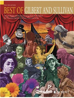 Best Of Gilbert And Sullivan Pvg Books |