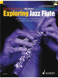 Ollie Weston: Exploring Jazz Flute Books and CDs | Flute
