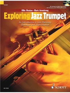 Ollie Weston: Exploring Jazz Trumpet Books and CDs | Trumpet