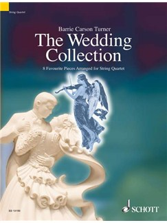 Wedding Collection - String Quartet (Score and Parts) Books | String Quartet