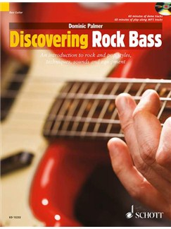 Dominic Palmer: Discovering Rock Bass Books and CDs | Bass Guitar