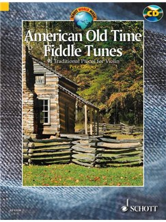 Cooper: American Old Time Fiddle Tunes Books and CDs | Violin