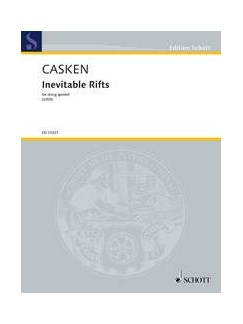 John Casken: Inevitable Rifts Books | String Quintet