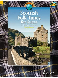 Scottish Folk Tunes for Guitar Books and CDs | Guitar, Guitar Tab