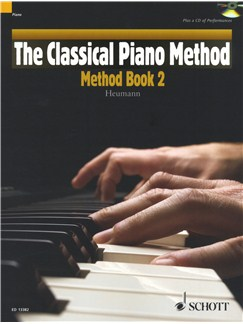 Hans-Günter Heumann: The Classical Piano Method - Method Book 2 Books and CDs | Piano