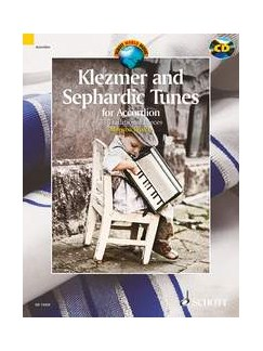 Klezmer And Sephardic Tunes Books and CDs | Accordion