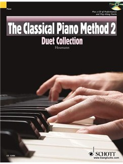 The Classical Piano Method (Duet Collection 2) Books and CDs | Piano Duet