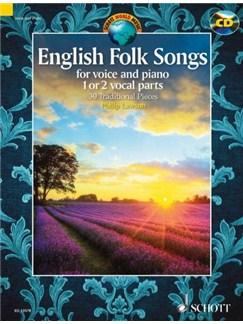 Philip Lawson: English Folk Songs Books   Piano & Vocal