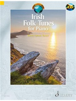 Barrie Carson-Turner: Irish Folk Tunes For Piano Books | Piano