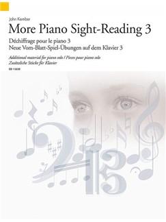 John Kember: More Piano Sight-Reading 3 Vol. 3 Books | Piano