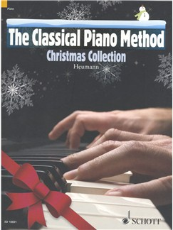 The Classical Piano Method: Christmas Collection Books | Piano