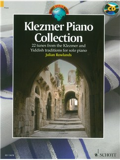 Julian Rowlands: Klezmer Piano Books | Piano