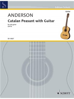 Julian Anderson: Catalan Peasant With Guitar Books | Guitar