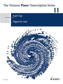 Fazil Say: Paganini Jazz Books | Piano