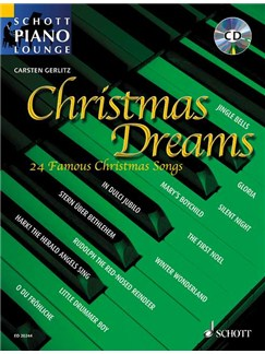 Schott Piano Lounge: Christmas Time Books and CDs | Piano