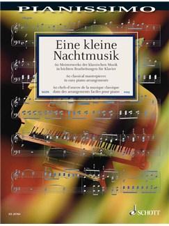 Hans-Günter Heumann: Eine Kleine Nachtmusik Books | Piano