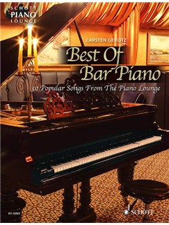 Best Of Bar Piano Books | Piano