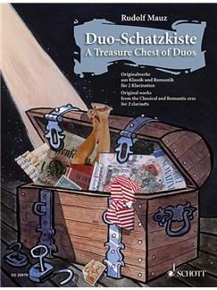 Rudolf Mauz: Duo-Schatzkiste Books | Clarinet (Duet)