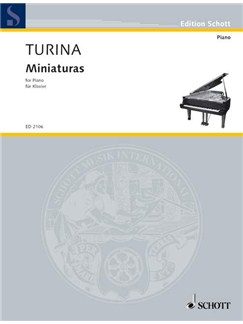 Joaquin Turina: Miniatures Op.52 Books | Piano