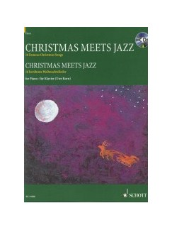 Christmas Meets Jazz Books and CDs | Piano