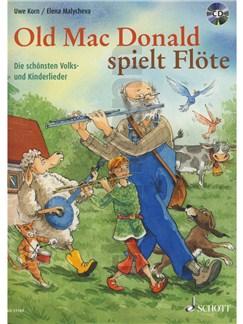 Old MacDonald Spielt Flöte Books and CDs | Flute