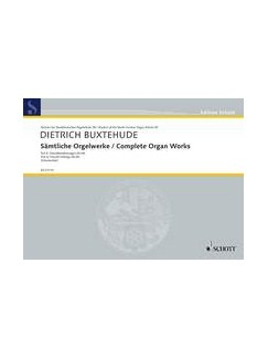 Dietrich Buxtehude: Complete Organ Works - Part 4 Books | Organ