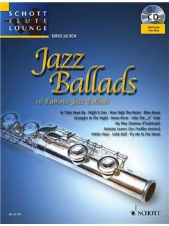 Dirko Juchem: Jazz Ballads Books and CDs | Flute