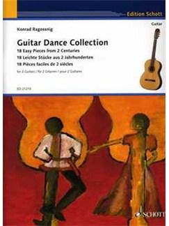 Konrad Ragossnig: Guitar Dance Collection Books | Guitar (Duet)