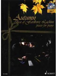 Fariborz Lachini: Autumn Books and CDs   Piano
