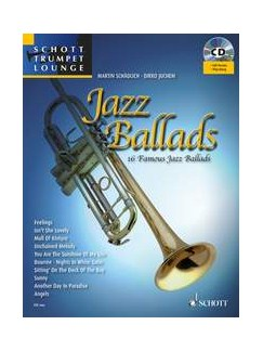 Jazz Ballads - Volume One Books and CDs | Trumpet