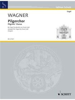 Richard Wagner: Pilgerchor (Aus Tannhäuser) Books | Organ