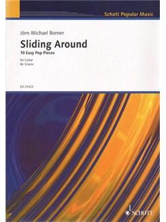 Jörn Michael Borner: Sliding Around Books | Guitar