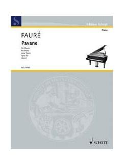 Gabriel Fauré: Pavane, Op. 50 Books | Piano