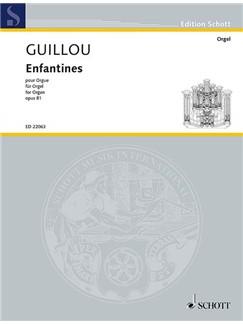 Jean Guillou: Enfantines Op. 81 Books | Organ