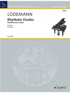 Hans Luedemann: Rhythmic Etudes Books | Piano