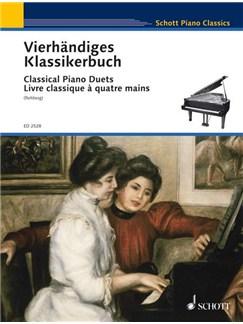 Classical Piano Duets Books | Piano