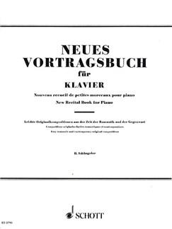 New Recital Book For Piano Volume 1 Books | Piano