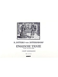 Karl Ditters von Dittersdorf: 20 English Dances (Piano) Books | Piano
