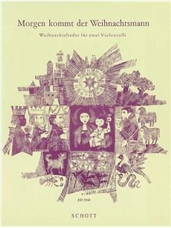 Willi Draths: Morgen Kommt Der Weihnachtsmann Buch | Violine (Duett)