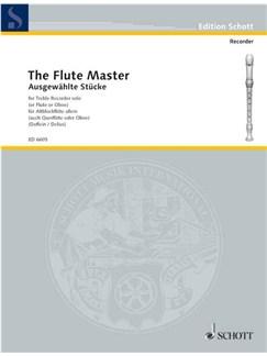 The Flute Master for Treble Recorder solo (or flute or oboe) Books   Flute, Oboe, Alto (Treble) Recorder