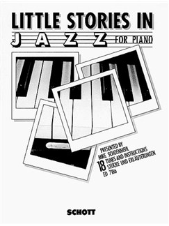 Little Stories In Jazz Books | Piano