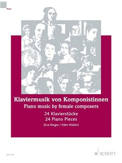 Piano Music By Female Composers Books | Piano
